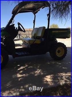 John Deere 550 gator. 2012 4x4