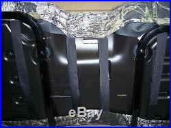 John Deere 625i-825i-855D Gator Bench Seat Covers 2012-17 Camo-Solid-USA MADE