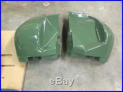 John Deere 6X4 Trail Olive Gator Plastic Body Replacement Kit