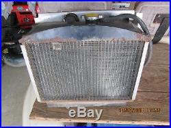 John Deere 6x4 Gator Radiator AM121622