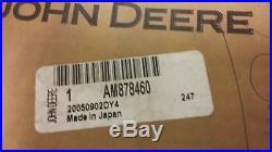 John Deere AM878460 Plate Kit 4x2 6x4 M-Gator 6x4