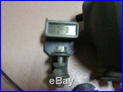 John Deere Army MILITARY M-GATOR BLACKOUT LIGHT KIT + CAT EYES Front + Rear