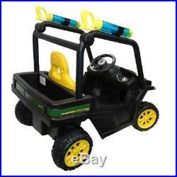 John Deere Battery Operated 6 Volt RSX Ride On Kids Gator LP53343 Tomy