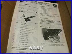 John Deere CS & CX Gator Bed Lift Kit
