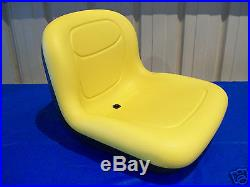 John Deere Cs Gator Pivot Style Flip Up Yellow Seat 39999 Serial Number #nr