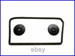 John Deere Drive Chain & Sprockets AM121069 AM128449 Gator 6X4 Serial #s A