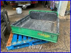 John Deere E-Gator body / tub. £300 +VAT