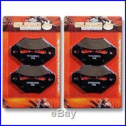 John Deere F+R Brake Pads Gator TX 4PX HPX Trail 4x2 4x4 (2004-2011)(4 Sets) NEW