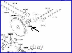 John Deere FD620 FD661 Engine Camshaft Replacement & OEM Spur Gear