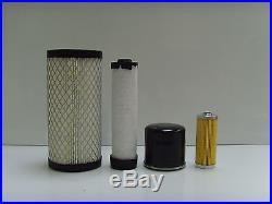 John Deere GATOR HPX 4X4 Filter Service Set, Luft, Öl, Kraftstofffilter