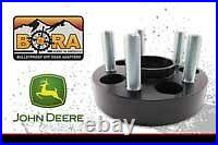 John Deere Gator 2.00 Wheel Spacers (2) by BORA Off Road Made in the USA