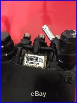 John Deere Gator 3TNV70 XJUV Fuel Injection Pump Yanmar 477 Hrs. MIA880304