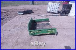 John Deere Gator 4X2 99 Box Bed 13783