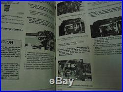 John Deere Gator 4x2 & 6x4 Utility Vehicles Technical Service Repair Manual NEW