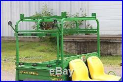 John Deere Gator 4x2 TS Cargo bed Utility Rack