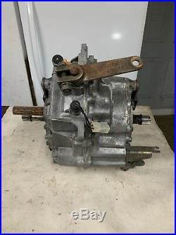 John Deere Gator 6 X 4. 2 X 4 Transaxle Used 1/20