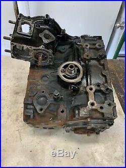 John Deere Gator 6 X 4 Diesel Engine Block WithCrank/Pistons Misc. Used