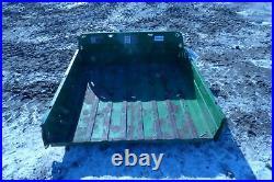 John Deere Gator 620I 4X4 08 Box Bed 28098