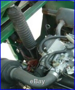 John Deere Gator 6X4 Power Cargo Lift Kit BM20701 Hydraulic Dump