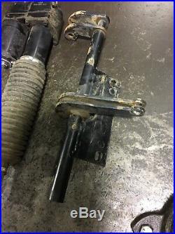 John Deere Gator 6x4 4x2 Power Front Lift Blade Snowplow Actuator Brackets