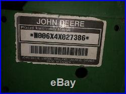 John Deere Gator. 6x4 585 Hrs