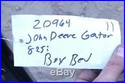 John Deere Gator 825I 11 Box Bed 20964
