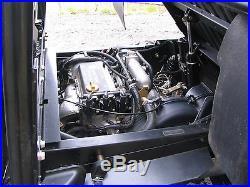 John Deere Gator 825i S4, Camo, Roof, Windshield, Power Strg. & Dump, Very Clean