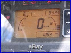John Deere Gator 825i S4, Camo, Steel Roof, Poly Windshield, Winch, LED Lights
