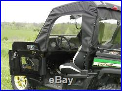 John Deere Gator 850i Doors and Rear Window combo