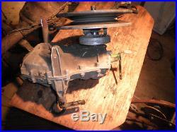 John Deere Gator AMT600 Tuff Torque transmission n secondary clutch 622
