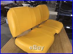 John Deere Gator Bench Seat Covers XUV 625i 825i 855D cover 855D S4 Diesel 864