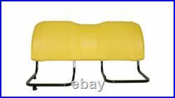 John Deere Gator Bench XUV 550 Seat Covers YELLOW 550 S4