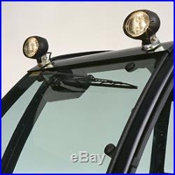 John Deere Gator Deluxe Cab Front Work Light Kit