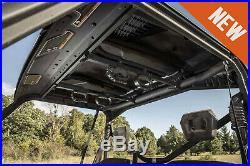 John Deere Gator HPX RSX XUV UTV Overhead Adjustable 2 Gun or 1 Bow Rack