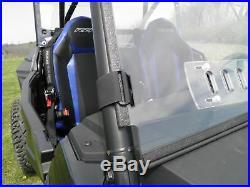 John Deere Gator HPX/XUV 2010-14 Premium Economy Lexan Windshield