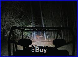 John Deere Gator HPX XUV RSX UTV Adjustable LED LIGHT BAR Flood Spot Combo NEW