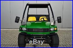 John Deere Gator HPX diesel Allrad