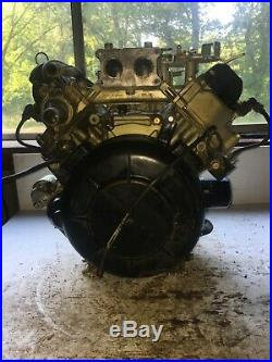 John Deere Gator Hpx Kawasaki Fd620d Engine Motor Great Low Hrs