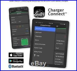 John Deere Gator Lester Summit II 48 Volt 22 Amp Battery Charger SJDG48