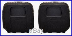 John Deere Gator Pair (2) Camo Seats fit Turf TX TX Turf Worksite and XUV Gators