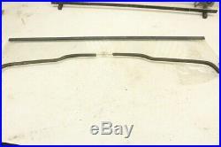 John Deere Gator RSX 850i 12 Windshield 2 Piece Plexi 21677