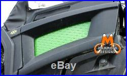 John Deere Gator RSX 850i Diamond Door Panel Insert