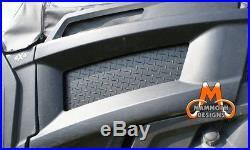 John Deere Gator RSX 850i Diamond Door Panel Insert Set