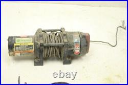John Deere Gator RSX 860i 16 Warn Winch 25595