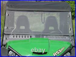 John Deere Gator RSX Premium Lexan Windshield