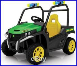 John Deere Gator Ride On Toy Electric Car 6V Rechargeable Battery 46402