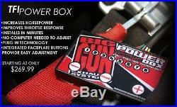 John Deere Gator Rsx 850i Big Gun Tfi Power Box Ecu Fuel Controller 40-R55A