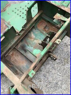John Deere Gator TX, TX Turf Frame AM140292, AM141296