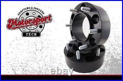John Deere Gator Wheel Spacer Kit 2 @ 1.50 & 2 @ 2.00 by BORA USA Made