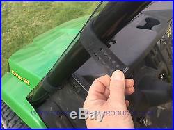 John Deere Gator Windshield Fits XUV550/XUV550 S4, XUV560/XUV560 S4, XUV690i/X